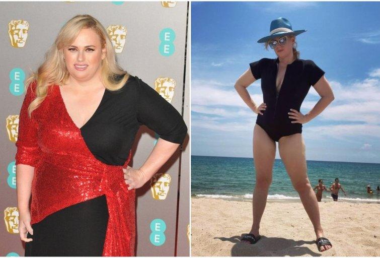 27 kg numetusi aktorė Wilson atima žadą: pasakė, kaip pavyko  (nuotr. Instagram)