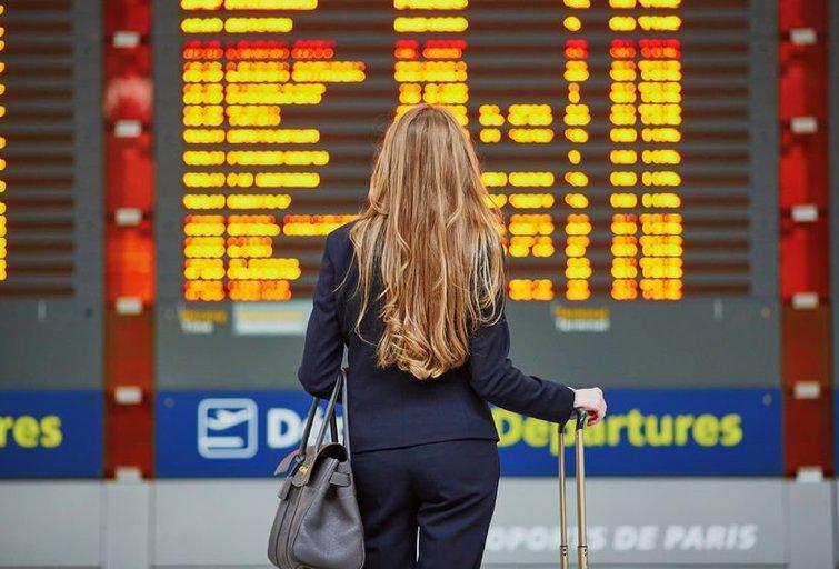 Oro uostas (nuotr. 123rf.com)