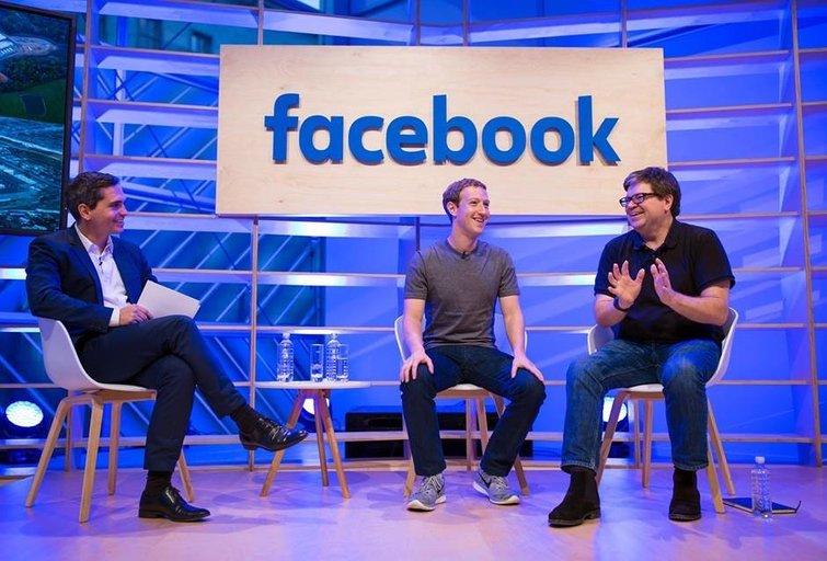 """Facebook"" įkūrėjas Mark Zuckerberg (nuotr. asmeninio albumo (""Facebook"")"