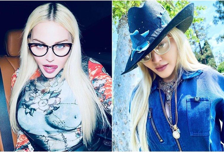 Madonna (nuotr. Instagram)