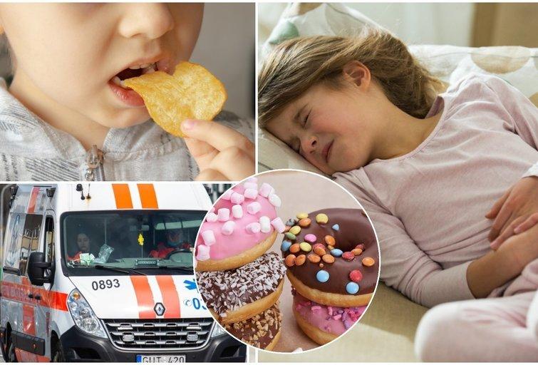 Gydytoja atskleidė, kokio maisto nereikėtų duoti vaikams: jis sukelia vėžį (tv3.lt fotomontažas)