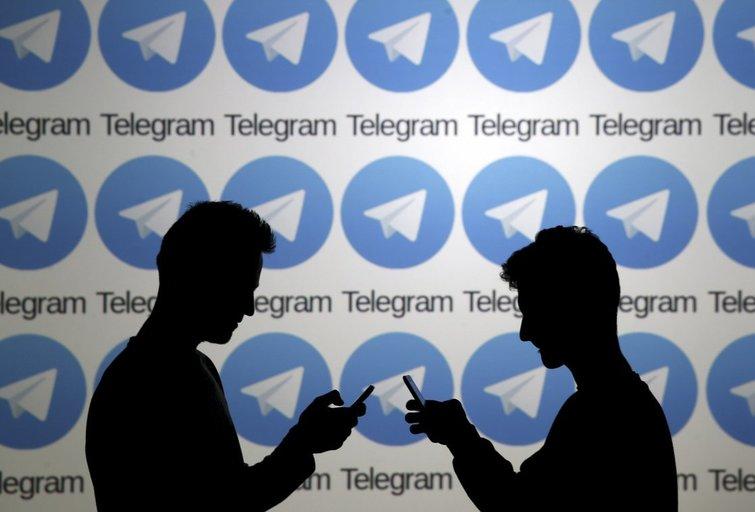 Telegram (nuotr. SCANPIX)