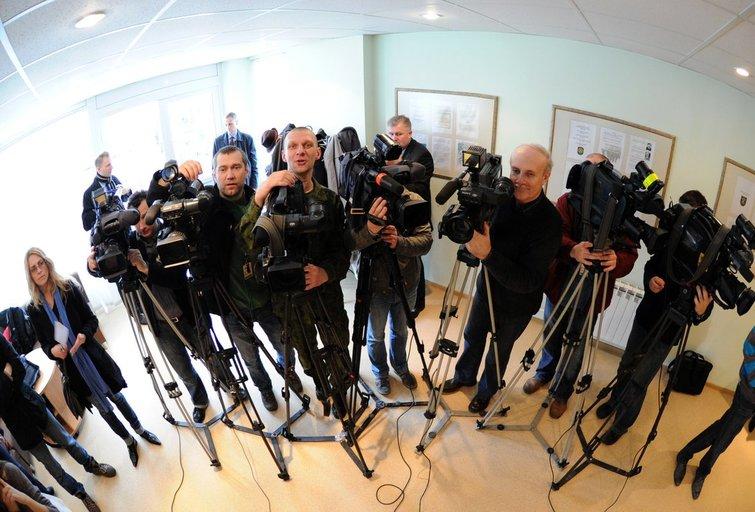 Žurnalistai (nuotr. Fotodiena.lt)