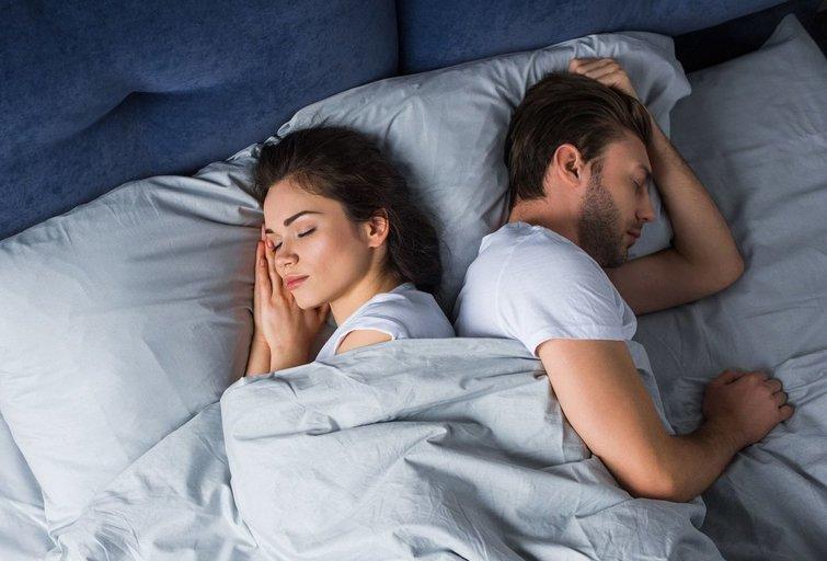 Mieganti pora  (nuotr. 123rf.com)
