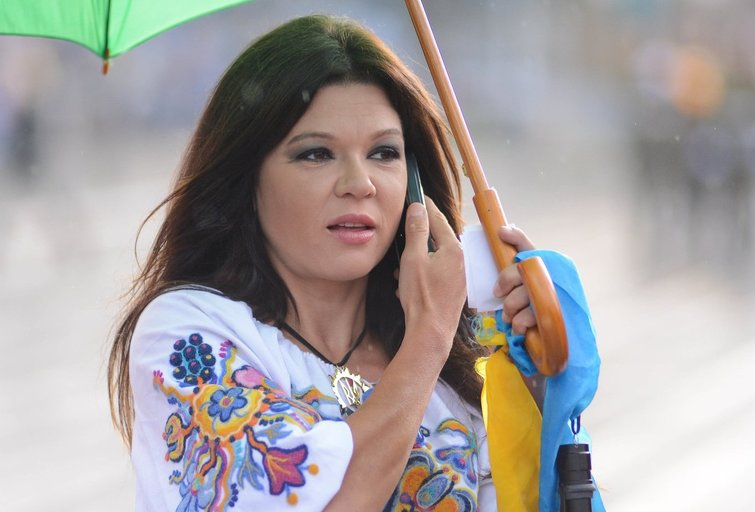 Ruslana Lyžičko (nuotr. Fotodiena.lt)