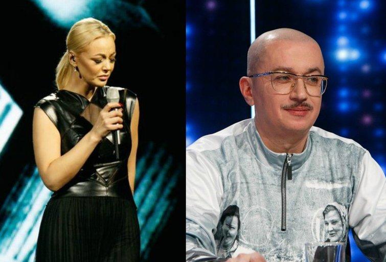 """Mia pasipiktino """"Eurovizijos"""" atrankos komisija (nuotr. Tv3.lt/Ruslano Kondratjevo)"""