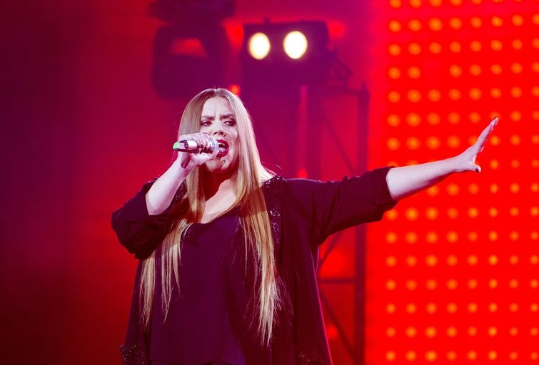 Eurovizijos atrankos filmavimas (Irmantas Gelūnas/Fotobankas)