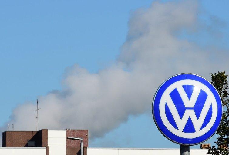 """""""Volkswagen"""" gamykla (nuotr. SCANPIX)"""