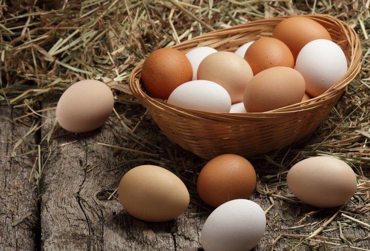 Kiaušiniai (nuotr. Shutterstock.com)
