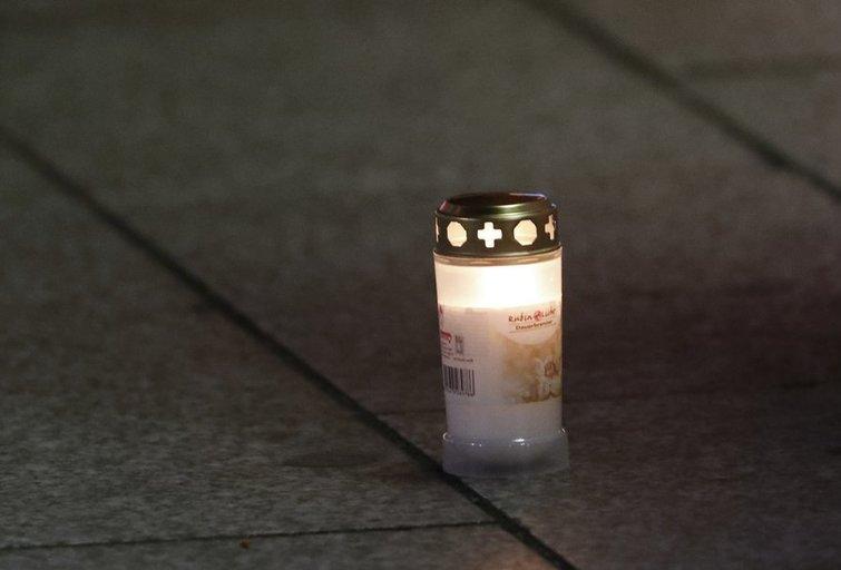 Žvakė (nuotr. SCANPIX)