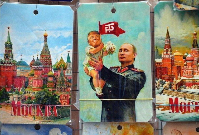 """""""New York Times"""": Vienintelis tikras būdas įveikti Rusijos propagandą (nuotr. SCANPIX)"""