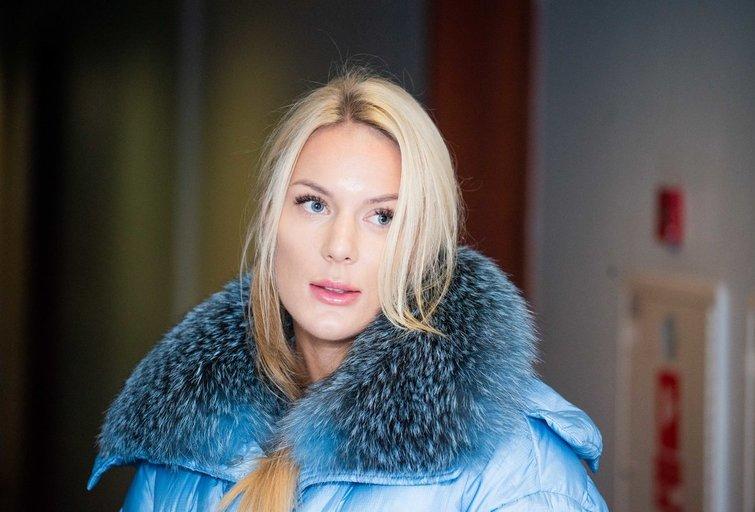 Eglė Malinauskaitė-Aršauskienė (nuotr. Fotodiena/Justino Auškelio)