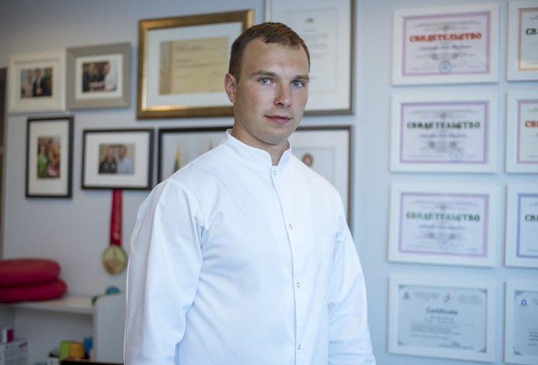 Piotras Dubrovskis (nuotr. Organizatorių)