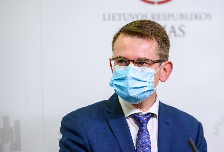 Arūnas Dulkys (K. Polubinska/fotodiena.lt nuotr.)