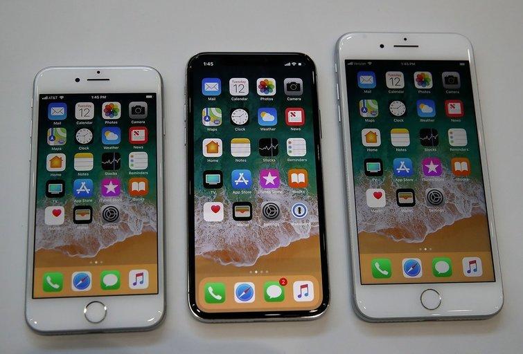 iPhone (nuotr. SCANPIX)