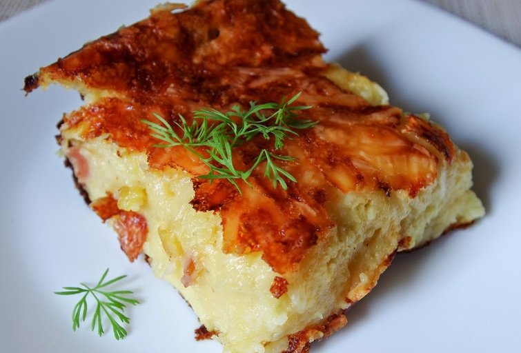Bulvių plokštainis (Nuotr. Oditėlės blogas)