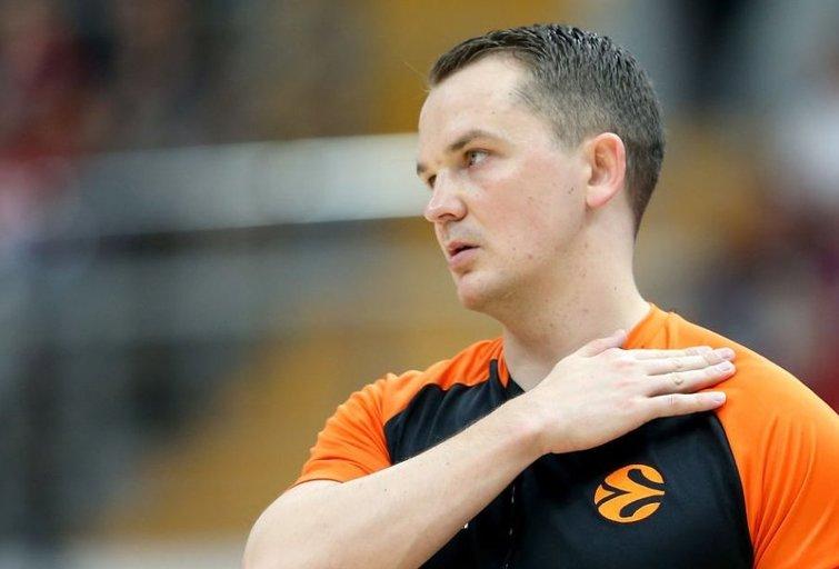 Gytis Vilius. (nuotr. Euroleague Basketball)