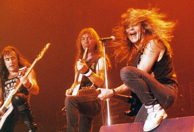 """""""Iron Maiden"""" (nuotr. Vida Press)"""