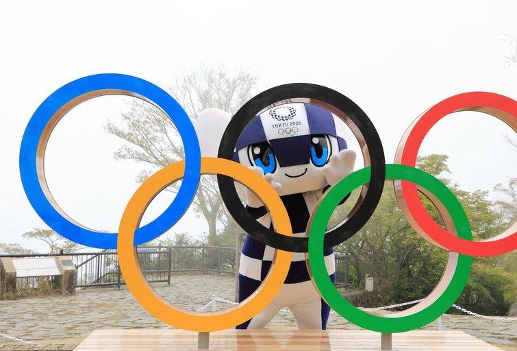 Tokijo olimpiada gali būti surengta be žiūrovų (nuotr. SCANPIX)