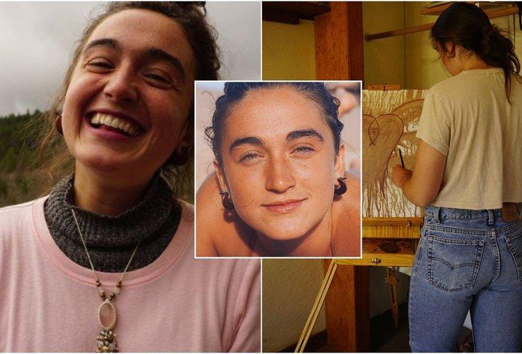 Kai 13 metų jai prasidėjo mėnesinės, Gabrielle jautė gėdos jausmą (nuotr. Instagram)