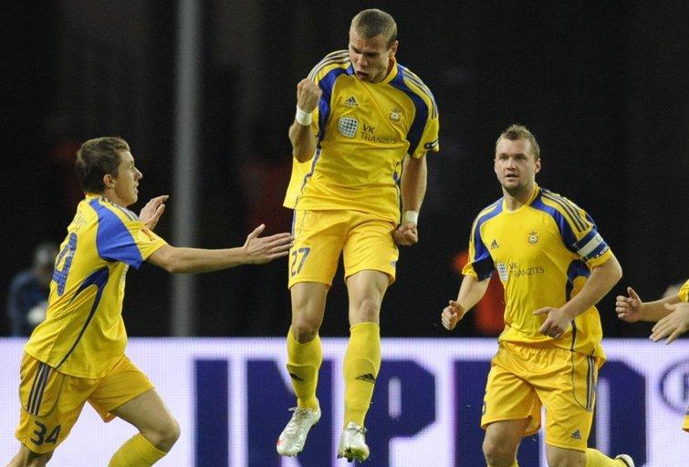 """""""Ventspils"""" komanda buvo nubausta dėl sukčiavimo (nuotr. SCANPIX)"""