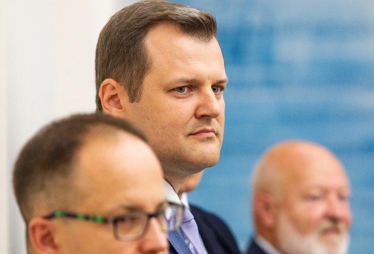 Gintautas Paluckas (Paulius Peleckis/Fotobankas)