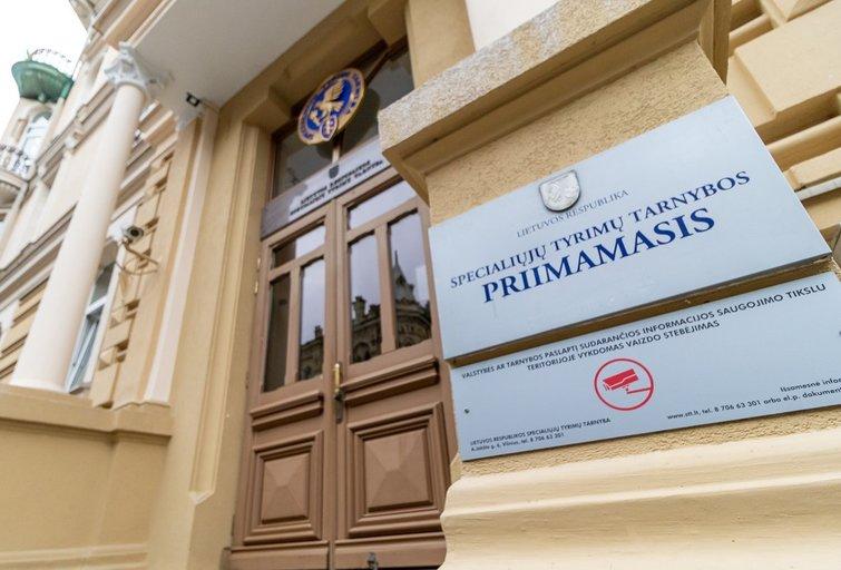 Įtarimai pareikšti dėl galimo 50 tūkst. eurų kyšio (nuotr. Broniaus Jablonsko)