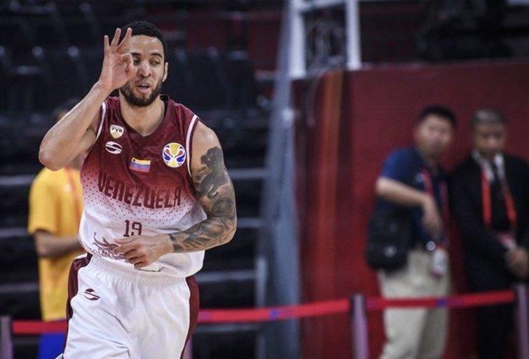 Heissleris Guillentas. (nuotr. FIBA)