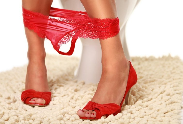 Apatinės kelnaitės (nuotr. Shutterstock.com)