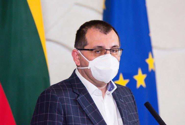 Vytautas Kasiulevičius (nuotr. Fotodiena/Justino Auškelio)