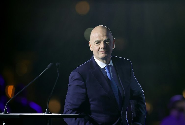 """Naja """"Superlygos"""" intriga – iniciatorius buvo FIFA prezidentas? (nuotr. SCANPIX)"""