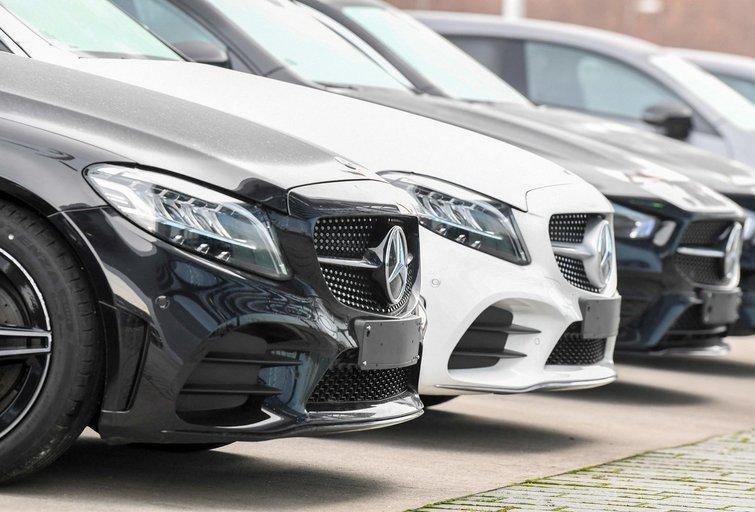 Automobiliai (nuotr. SCANPIX)