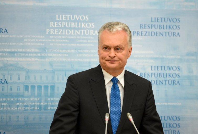 Gitanas Nausėda (nuotr. Fotodiena.lt)