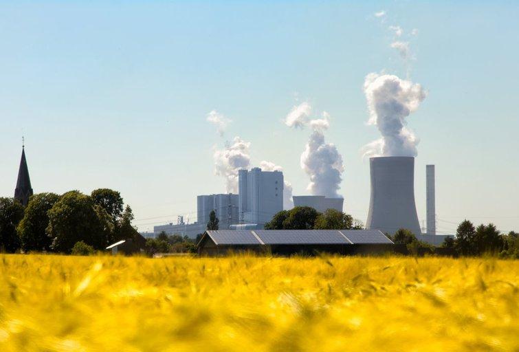 Atominė elektrinė (nuotr. Fotolia.com)