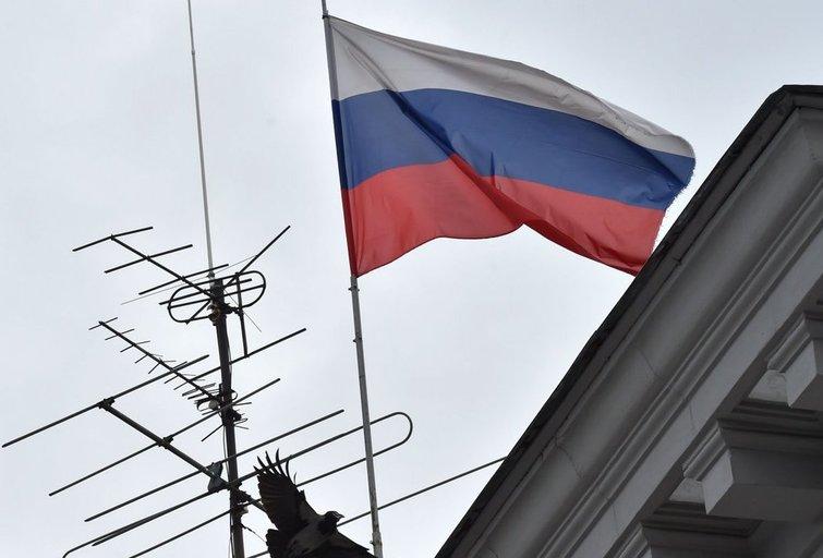 Rusijos vėliava (nuotr. SCANPIX)