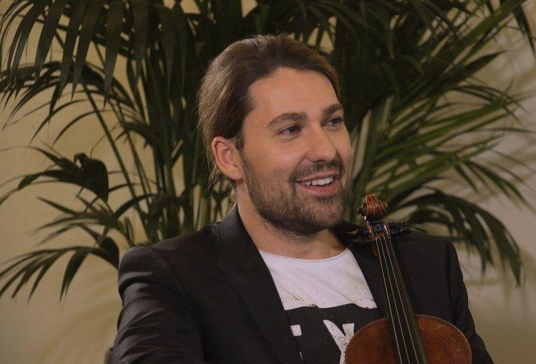 David Garrett  (nuotr. TV3)