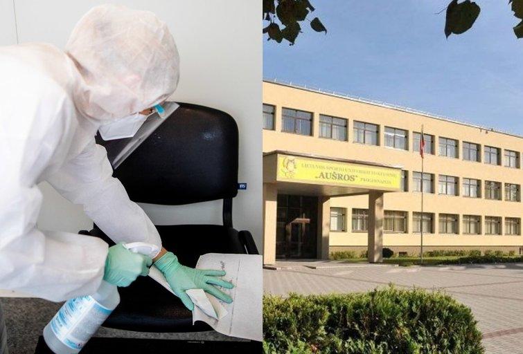 Kėdainių mokykloje – 2 virusų protrūkis: ligoninėje atsidūrė vaikai, darbuotojai  (tv3.lt koliažas)