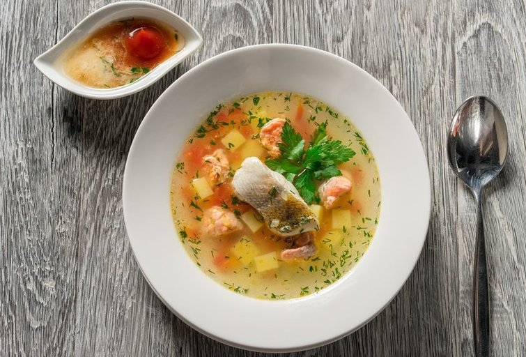 Žuvienė (nuotr. Shutterstock.com)