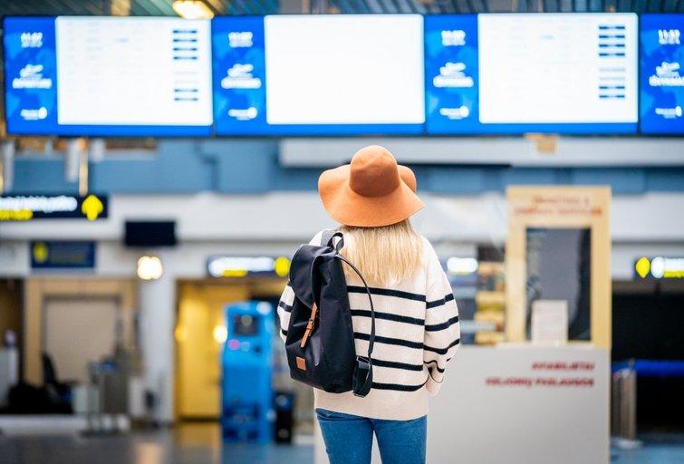 Užsidirbti ir pakeliauti po Ameriką skrenda nemažai studentų (nuotr. bendrovės)