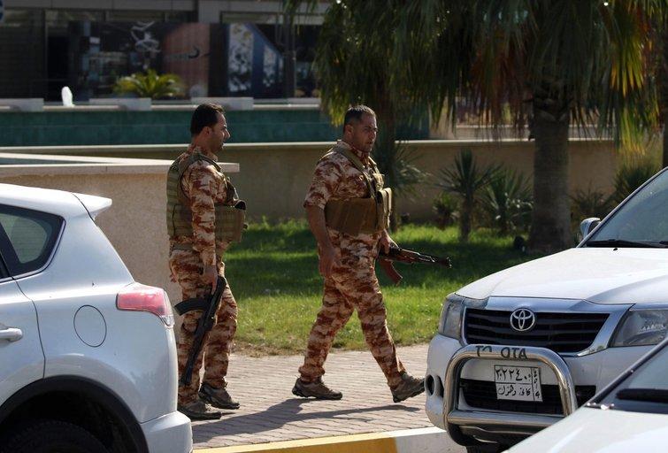 Irake nušautas Turkų diplomatas (nuotr. SCANPIX)