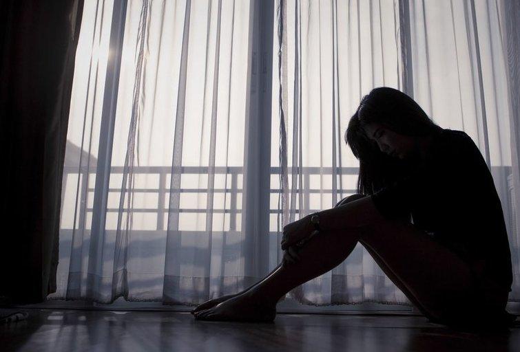 Liūdna moteris (nuotr. 123rf.com)