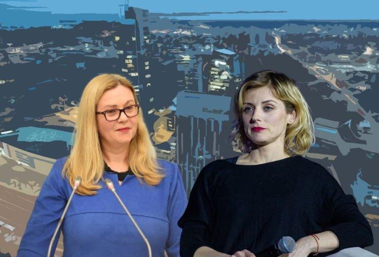 Rūta Kačkutė ir Živilė Diavara (tv3.lt fotomontažas)