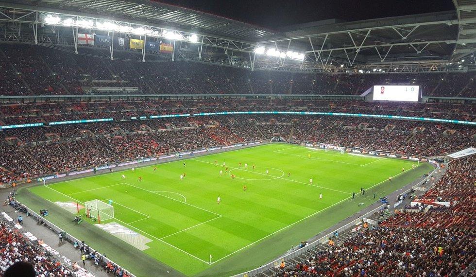 Vemblio stadionas Londone