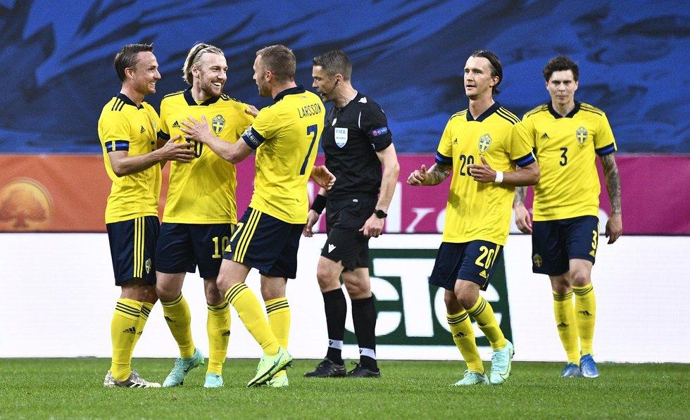 Švedijos futbolo rinktinė