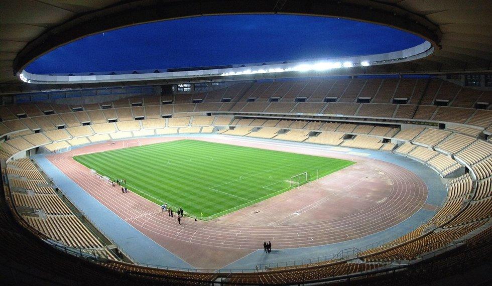 La Cartuja stadionas Sevilijoje