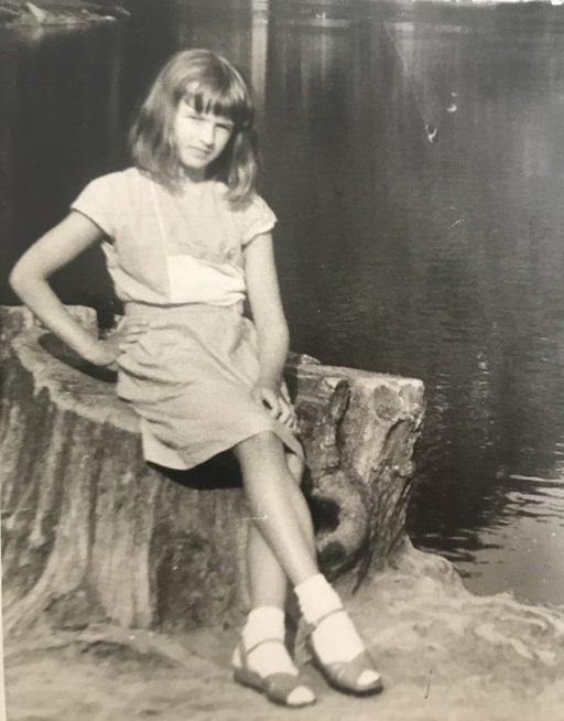 Monika Palangoje 1988 metais