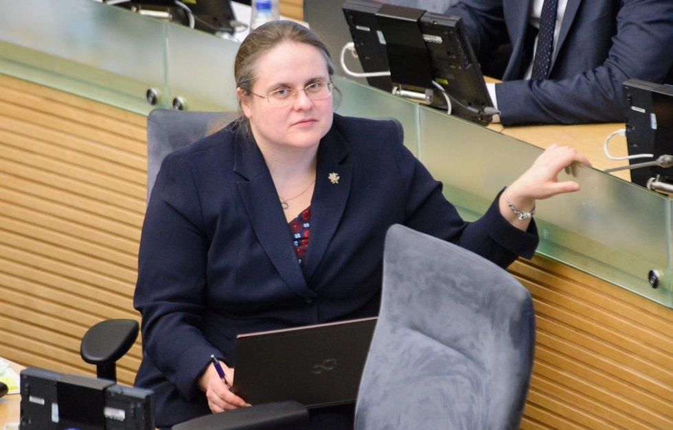 Agnė Širinskienė (nuotr. Eimanto Genio)