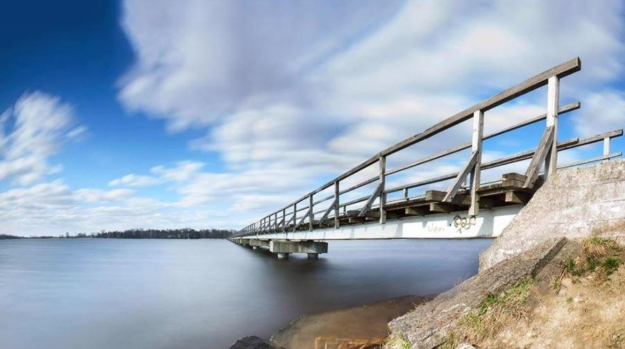 Ant Lietuvos ežero – ilgiausias pėsčiųjų takas šalyje: vaizdai čia atima žadą (Nuotr. Pamatyk Lietuvoje)