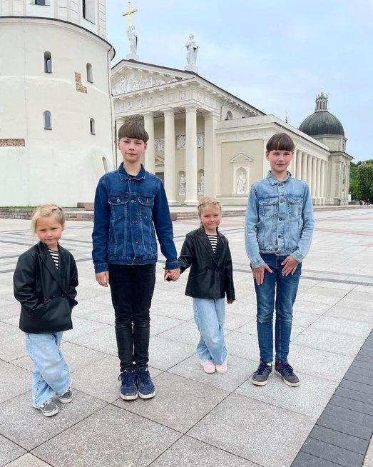 Vilniečių šeimą dviguba laimė aplankė dukart