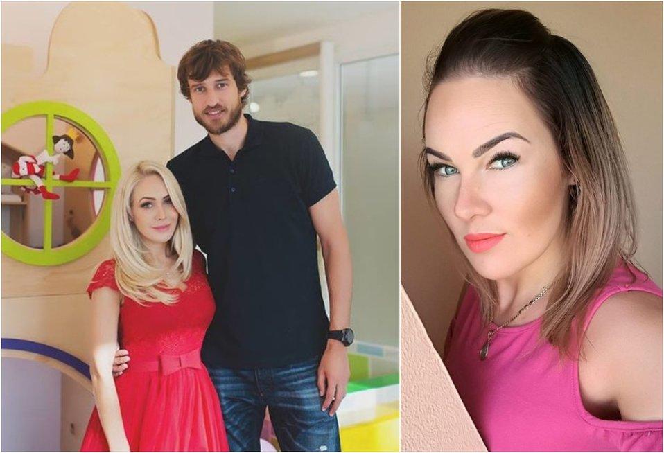 Oksana Pikul, Simas Jasaitis, Arūnė Dabkė (tv3.lt fotomontažas)